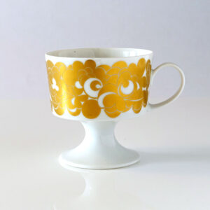 Bjorn Wiinblad Rosenthal Footed Tea Cup