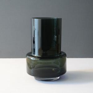 retro-deep-gray-flora-holmegaard-style-vase