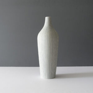 pinstripe-matte-ceramic-bottle-vase