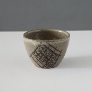 handmade-abstract-glaze-Matcha Bowl