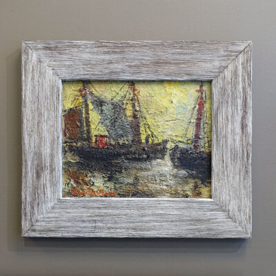 hubert-de-Vries-sailboats-original-painting