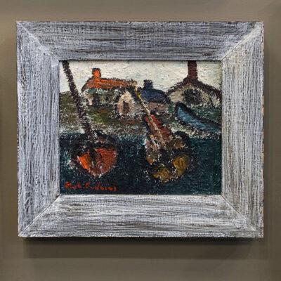 hubert-de-Vries-harbor-original-painting-02