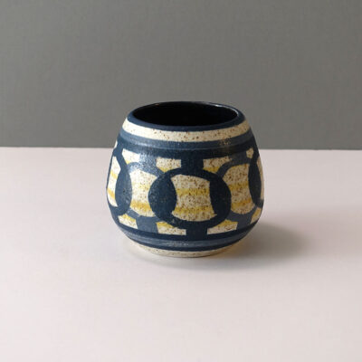 lapid-pottery-works-small-stout-vase-blue-yellow