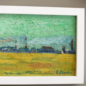 1964-Landscape-Oil-Painting-Signed-E-Studer-2
