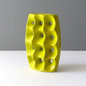 pierced-lime-green-retro-vase