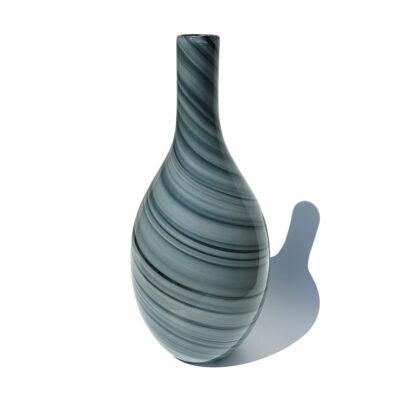 tall-blue-gray-swirl-cased-glass-vase