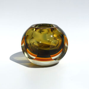 flavio-poli-style-tri-color-sommerso-amber-block-paperweight-4