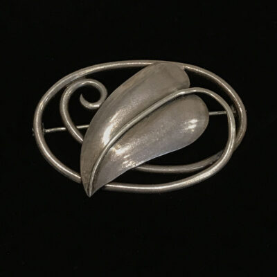 vintage-danish-modern-leaf-brooch
