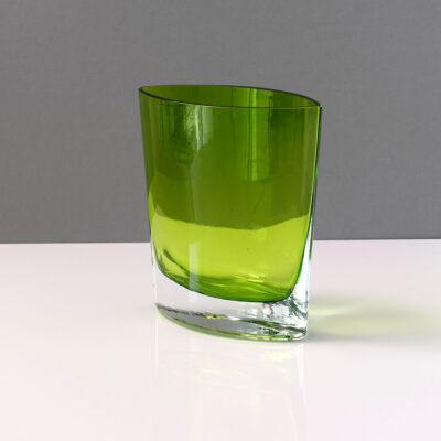 bright-green-crystal-pocket-vase-poland