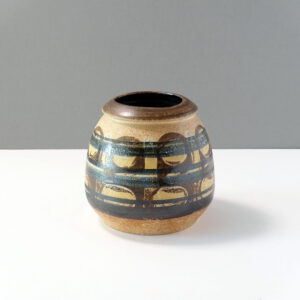 vintage-lapid-israel-stout-wide-mouth-vase