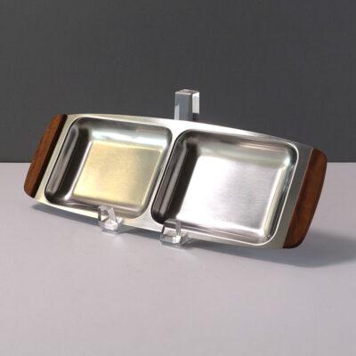 vintage-stainless-divided-serving-platter-denmark