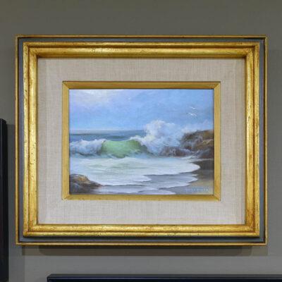 20-247-georgia-hoopes-1950s-seascape-oil-painting