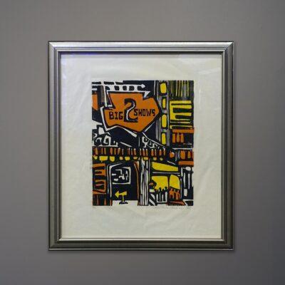 susan-orlie-two-big-shows-woodcut-1967