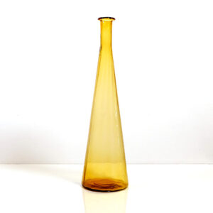 tall-pale-amber-decanter-vase