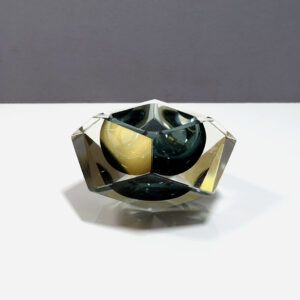 gray-sommerso-murano-faceted-block-trinket-bowl