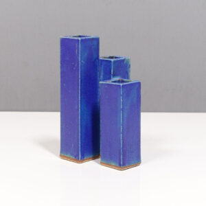 matte-blue-joined-vase-trio-la-mers
