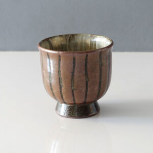 striped-vintage-wheel-thrown-matcha-bowl