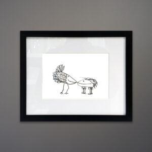jon-aron-creatures-framed-2