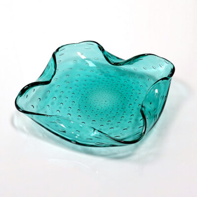 murano-controlled-bubble-pinched-aqua-bowl