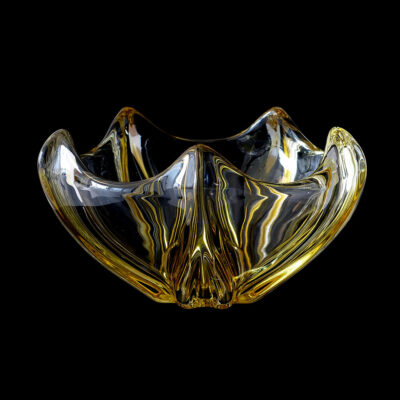 murano-yellow-sommerso-centerpiece-bowl