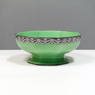 maling-coronet-footed-porcelain-bowl