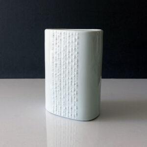 naaman-israel-op-art-white-porcelain-vase