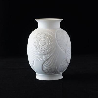 large-ak-kaiser-bisque-porcelain-vase