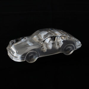 porsche-911-crystal-car-model