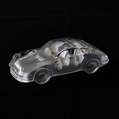 porsche-911-crystal-car-model
