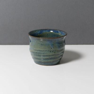 wheel-thrown-blue-glaze-vessel