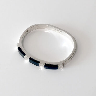 taxco-onyx-sterling-hinged-cuff