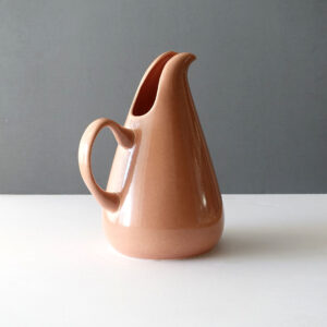 russel-wright-pink-american modern-pitcher