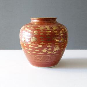 Asian-urn-peacock-cloud-pattern-1