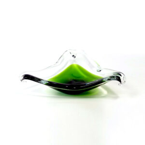 green-sommerso-tricorn-bowl