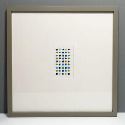 Leah Peeks 4×6 Large Gray Frame