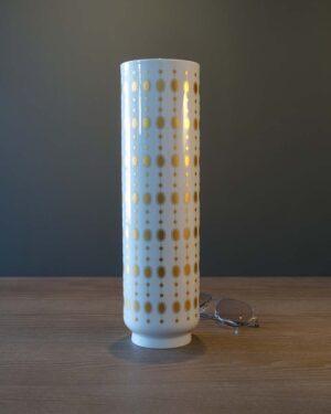2018-032-Large-60s-white-Hutschenreuther-vase