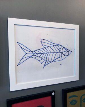 2018-058-kubach-fish-blue-on-white-16x20