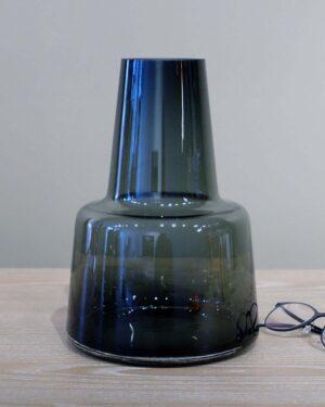 2018-070-large-mod-dark-gray-glass-vase-Poland
