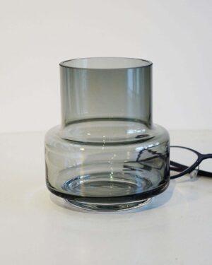 2018-097-Modern-Small Light-Gray-vase