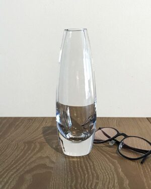 2018-104-Scandinavian-Small-Clear-Glass-Bullet-Bud-Vase
