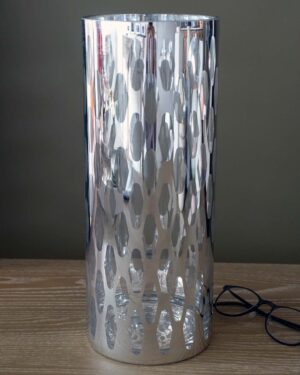 2018-115-large-oval-pattern-modern-silver-glass-vase