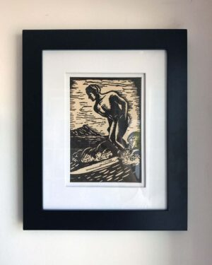 2018-187-woodcut-of-surfer-1938-ray-new-york-greenport