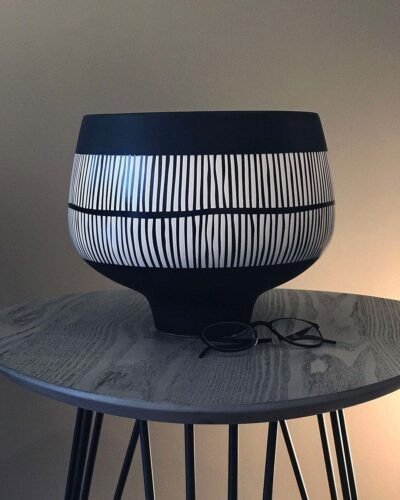 2018-211-graphic-stripe-oversized-candle-holder