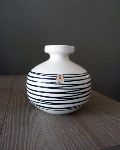 2018-222-royal-haeger-multi-directional-white-vase