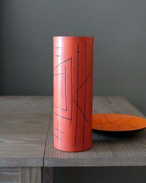 2018-223-vallenti-italy-enamel-vase