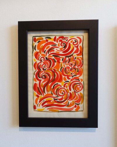2018-236-kubach-red-swirls-watercolor-original