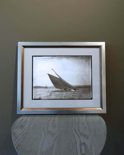 yacht rawhiti sydney harbor 1925