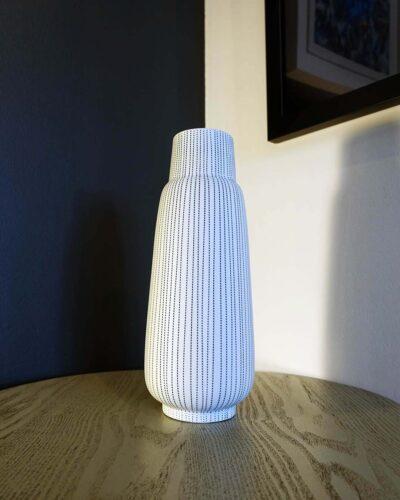 2018-289-blue-striped-matte-bisque-vase
