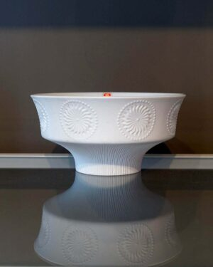 2018-324-AK-Sun-Design-Pedestal-Porcelain-Bowl
