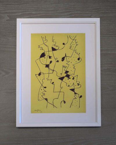 2018-343-Gillo-Dorfles-lithograph-Movimento-Arte-Concreta-1955